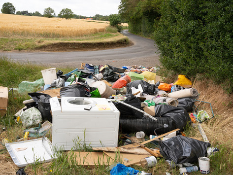 North Lanarkshire Council Invest In iDefigo-Vodafone Smart Cameras To Beat Fly Tipping