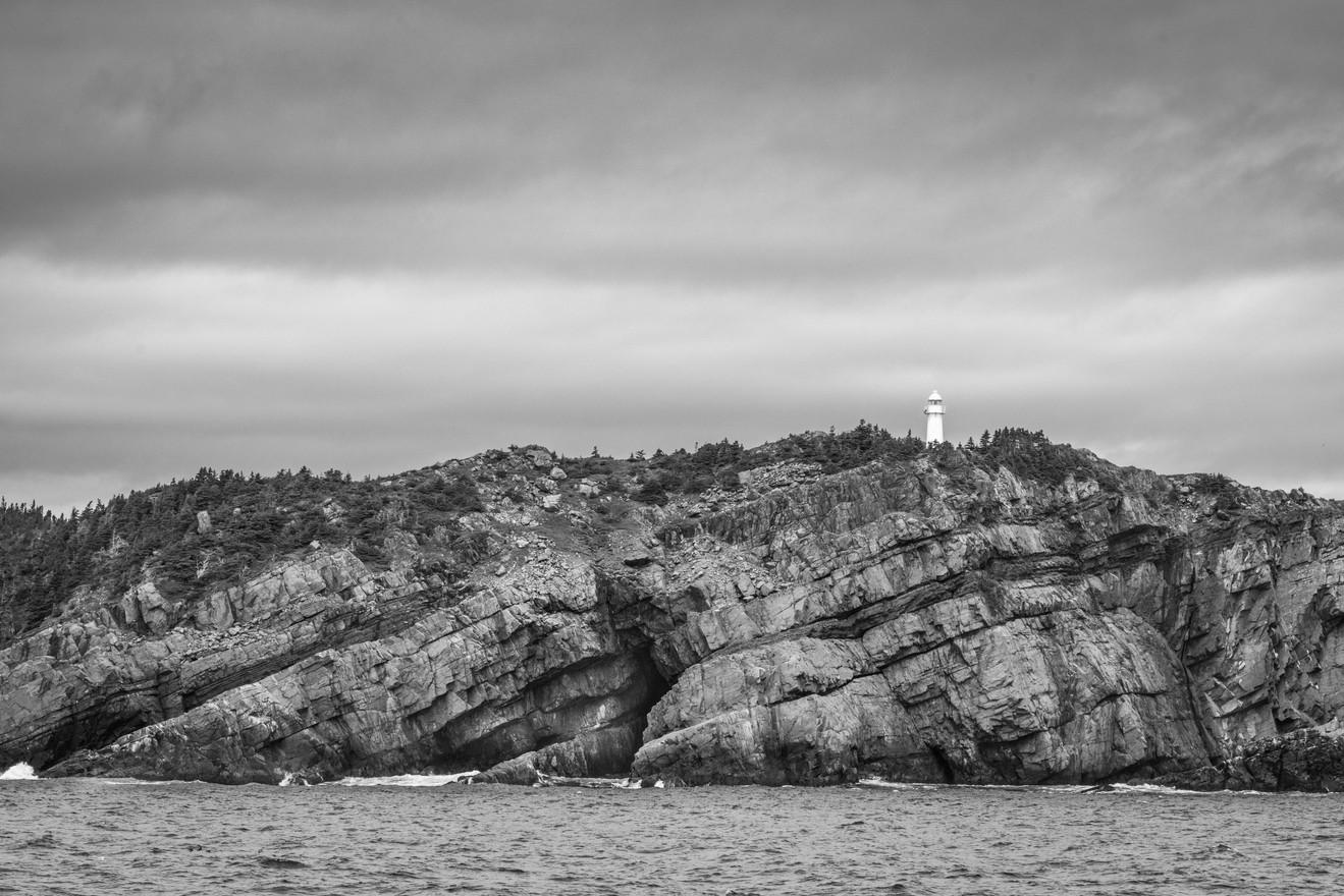 Bay Bull Lighthouse