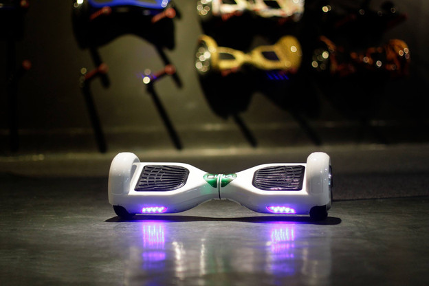 Extra Hoverboards