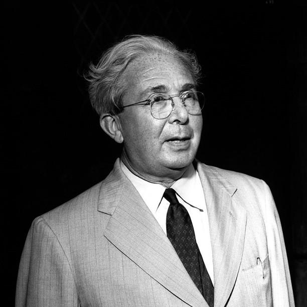 Szilárd Leó, a nukleáris láncreakció felfedezője