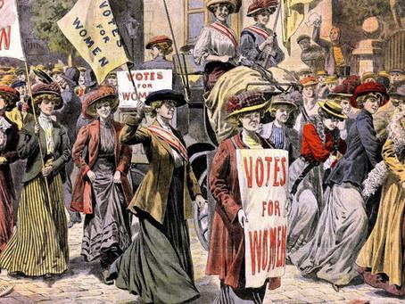 Enola Holmes, A szüfrazsett című film és a női választójog története