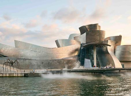 It's a fish … It's a ship …. It's the Guggenheim Museum Bilbao!