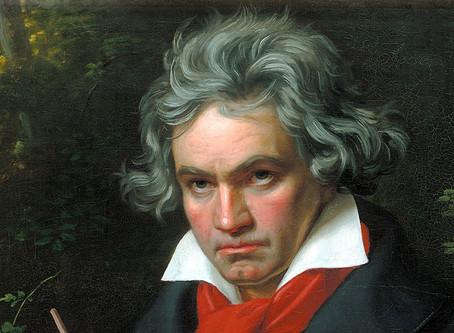 A zöld frakkos Beethoven