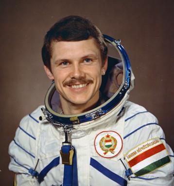 Farkas Bertalan, az első magyar űrhajós
