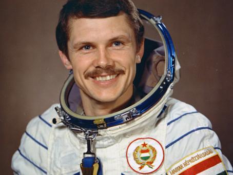 Farkas Bertalan. 40 éve indult az űrbe az első magyar űrhajós