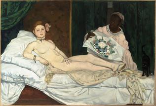Édouard Manet – Olympia
