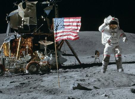 Apollo 11, már 51 éve járt ember a Holdon