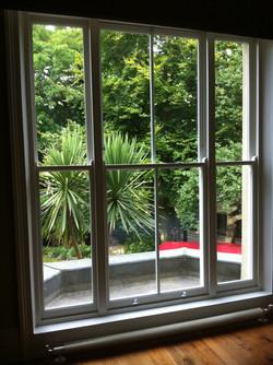 Venetian Bay Window