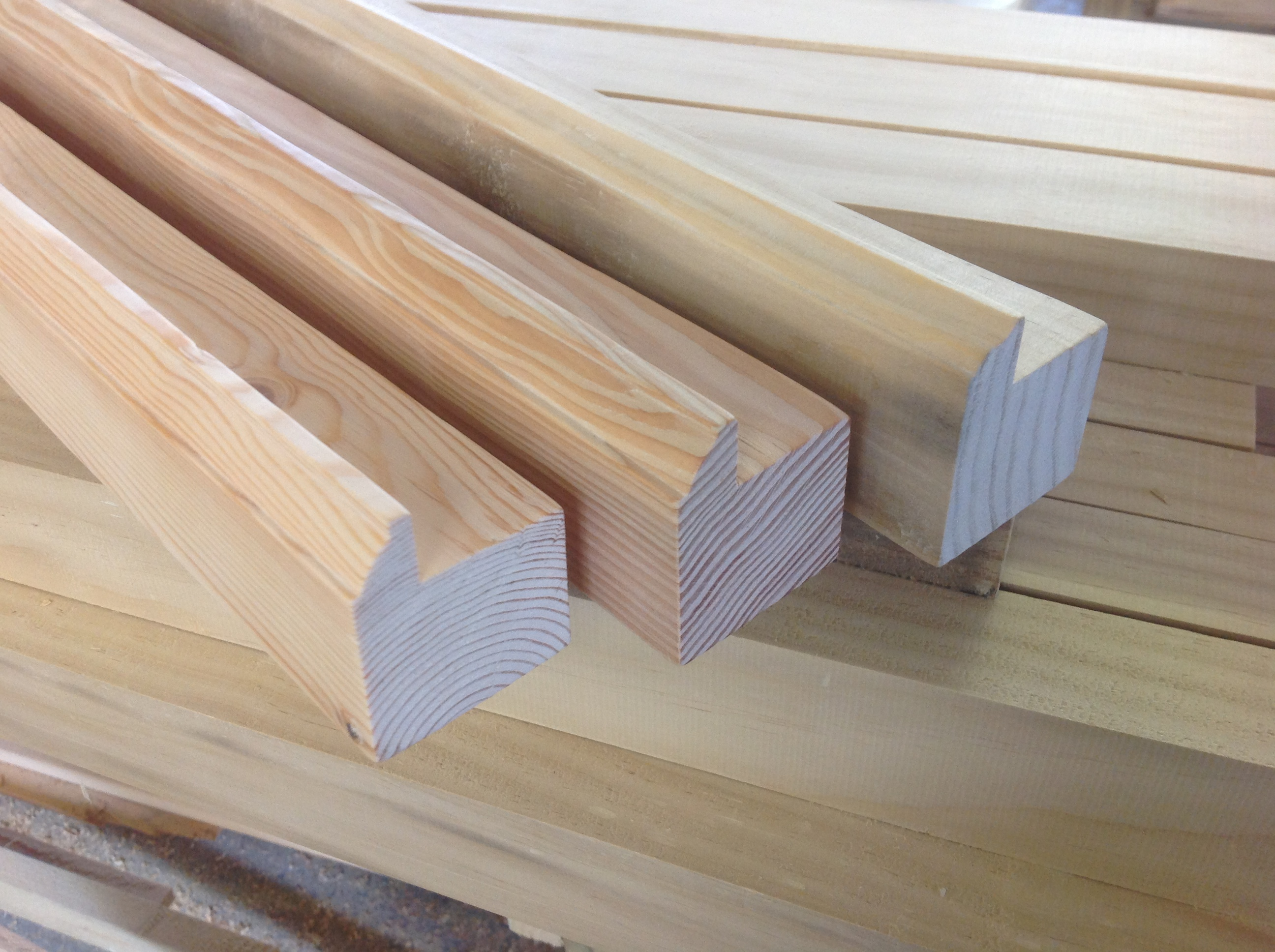 Choice of Timbers