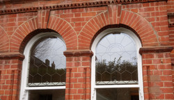 Arched Lead Design