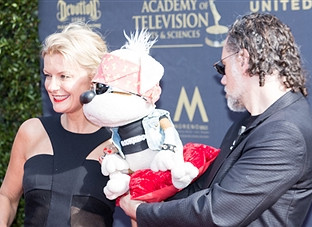 Bookaboo at the Emmy's