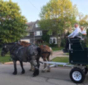 Historical Neenah Wagon Ride