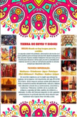 Desde BienEstar Oviedo a la India
