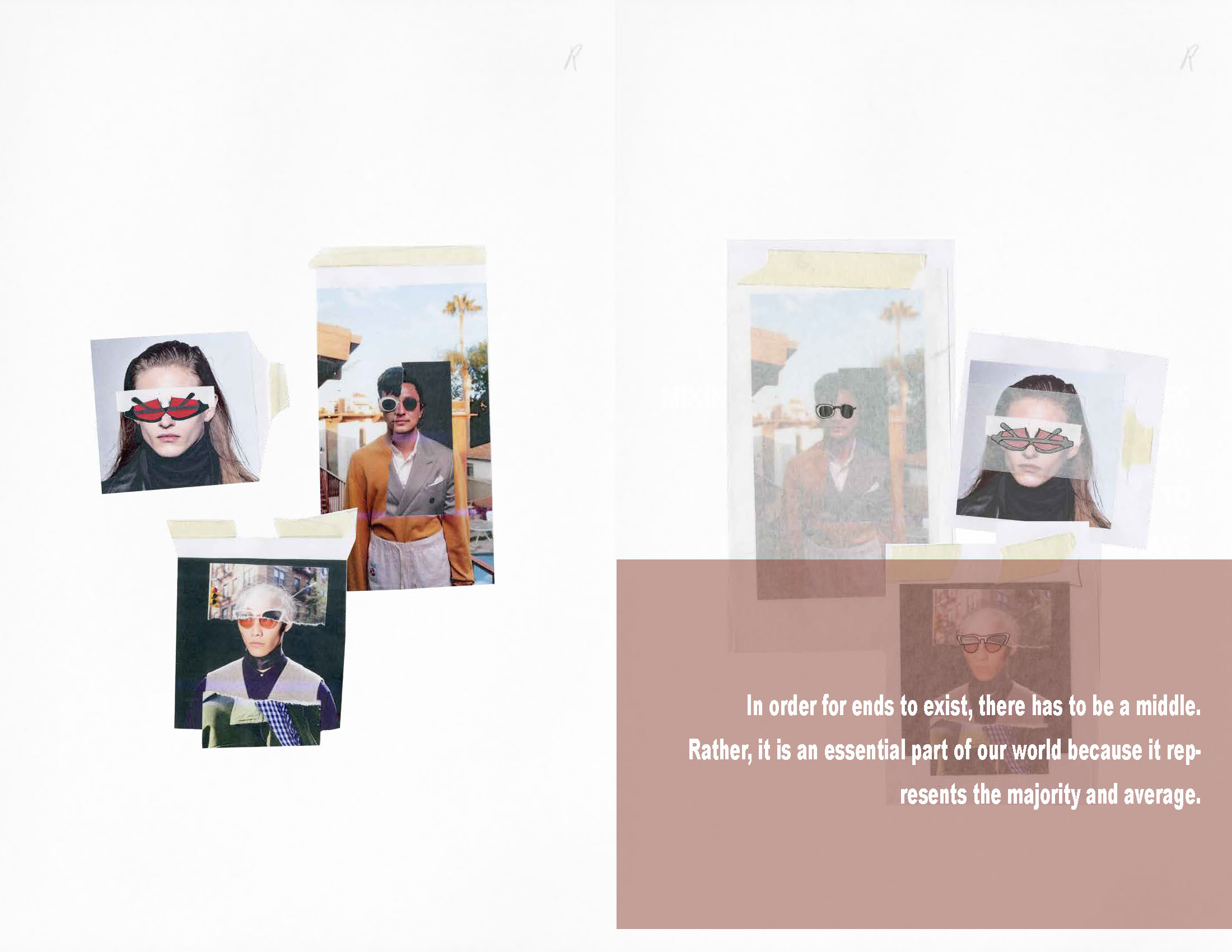 Middle: Sunglasses