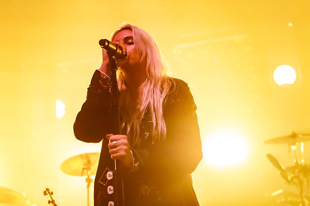 You and I had a Great Time with PVRIS Rockin' Town Ballroom