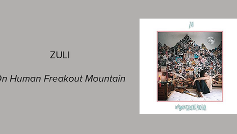 Zuli - On Human Freakout Mountain: Love Songs' New Face Is Indie Pop