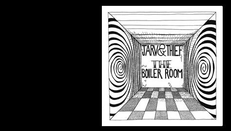 New Music Review: Jarv - The Boiler Room