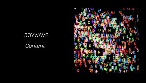 Joywave's Content: Living Proof That Computers and Instrumentals Should Coexist
