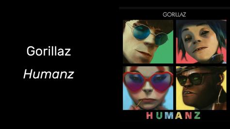 New Music Review: Gorillaz - Humanz