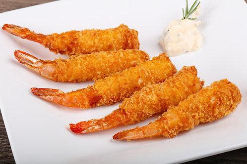 crevettes tempura x5