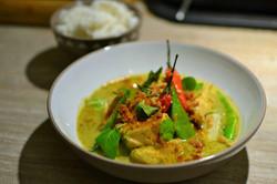 Poulet-au-curry-vert-thai-au-lait-de-coc