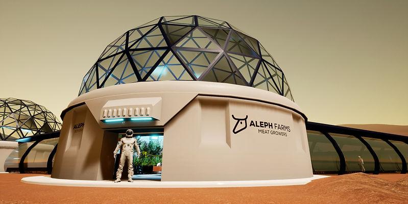 Aleph Farms Launches 'Aleph Zero'