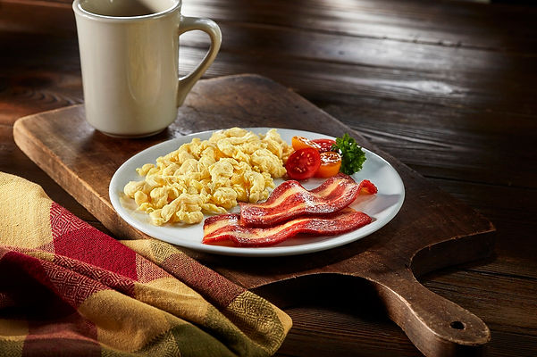 ICL Plant-based Bacon Eggs rototypes dev