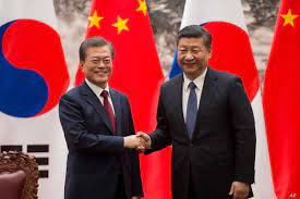 China is an Existential Threat to the U.S. and our Allies.  The Story of China's Power over Korea.