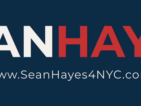 Why Sean Hayes is Running for City Council in District 1