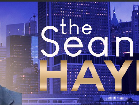 Mr. Parish Austin on The Sean Hayes Show. Mr. Austin Discusses Life After 32-Years in Prison.