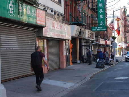 Chinatown & Little Italy are on the Brink: We Need a Comprehensive Plan and Not Mere Soundbites