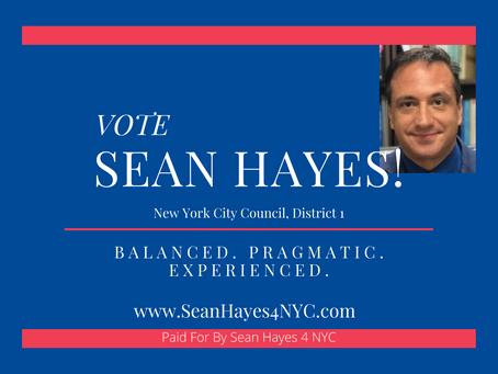 Sean Hayes Interviewed by InformNYC