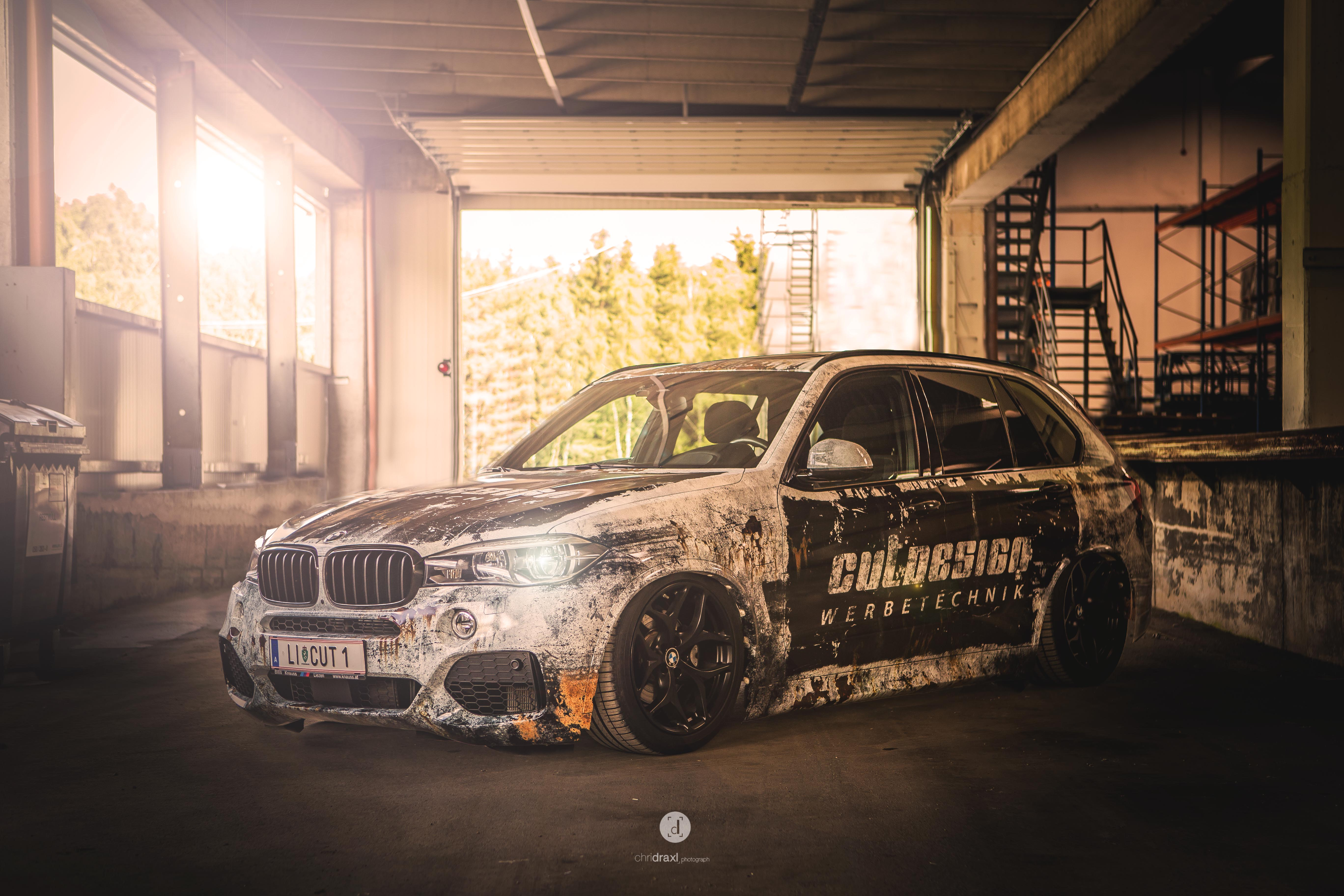 Wrap BMW