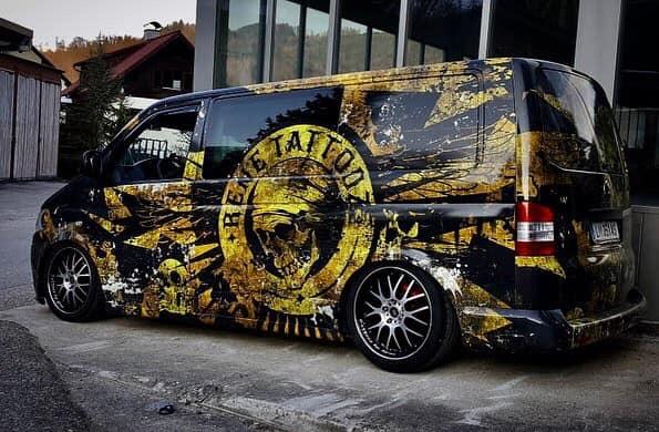 VW-Tattoo