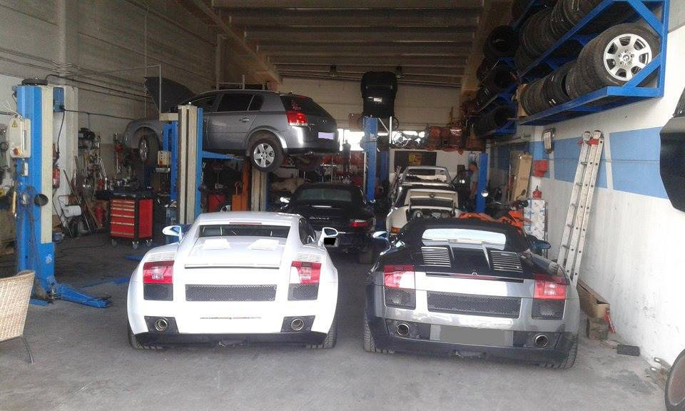 Lamborghini Gallado im Doppelpack