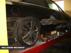 Opel Calibra Unfallschaden
