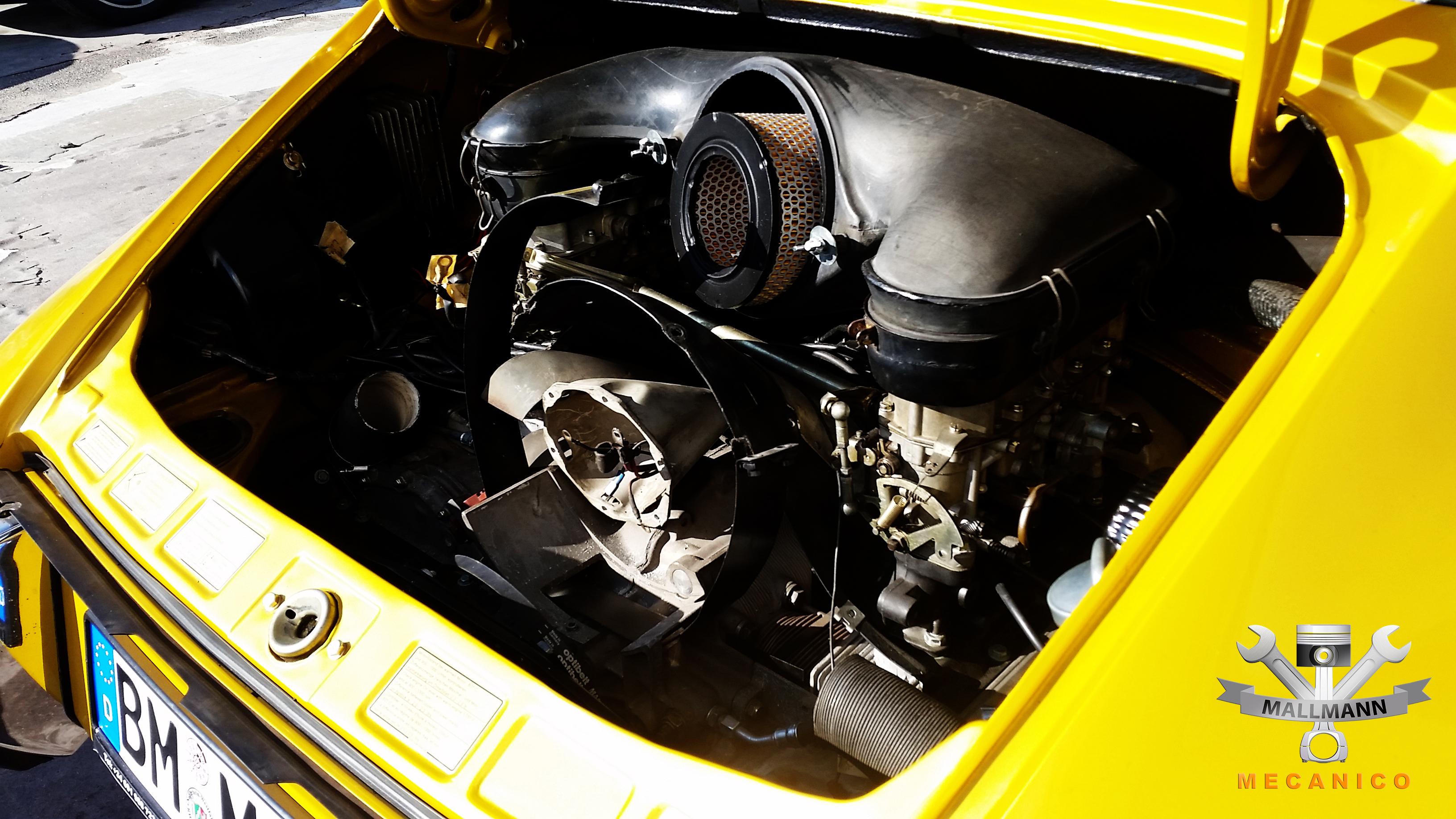 Porsche Werkstatt Mallorca