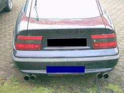 Opel Calibra vor dem Umbau