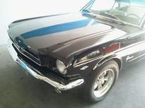 Ford Mustang Oldtimer Reparatur