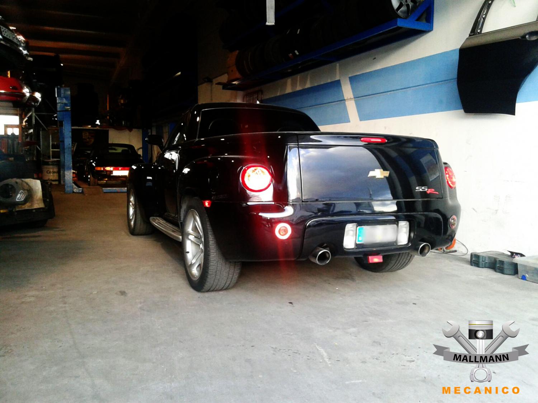 Chevrolet SSR Cabrio Pikup