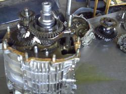Porsch Getriebe