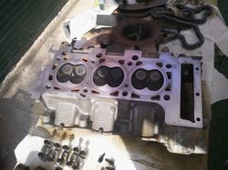 Chrysler Sebring Zylinderkopf