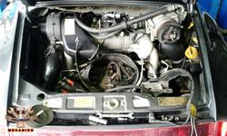 Porsch 911 Targa Lichtmaschiene