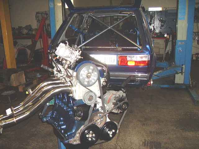 Golf 1 Motor Leistungssteigerung