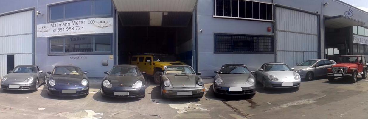 Porsche 911 Service