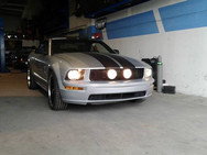 Ford Mustang veredelung