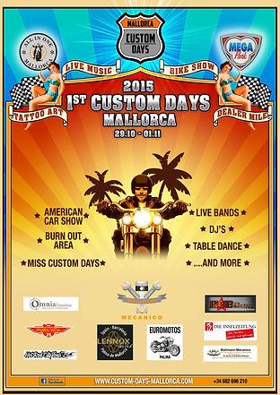 1st Custom Days Mallorca