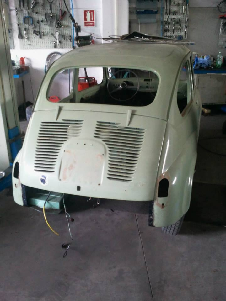 Automechaniker auf Mallorca