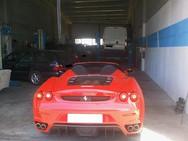 Ferrari Tuning u. Reparatur Mallorca