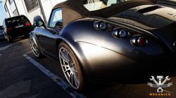 Wiesmann Roadster Reparatur